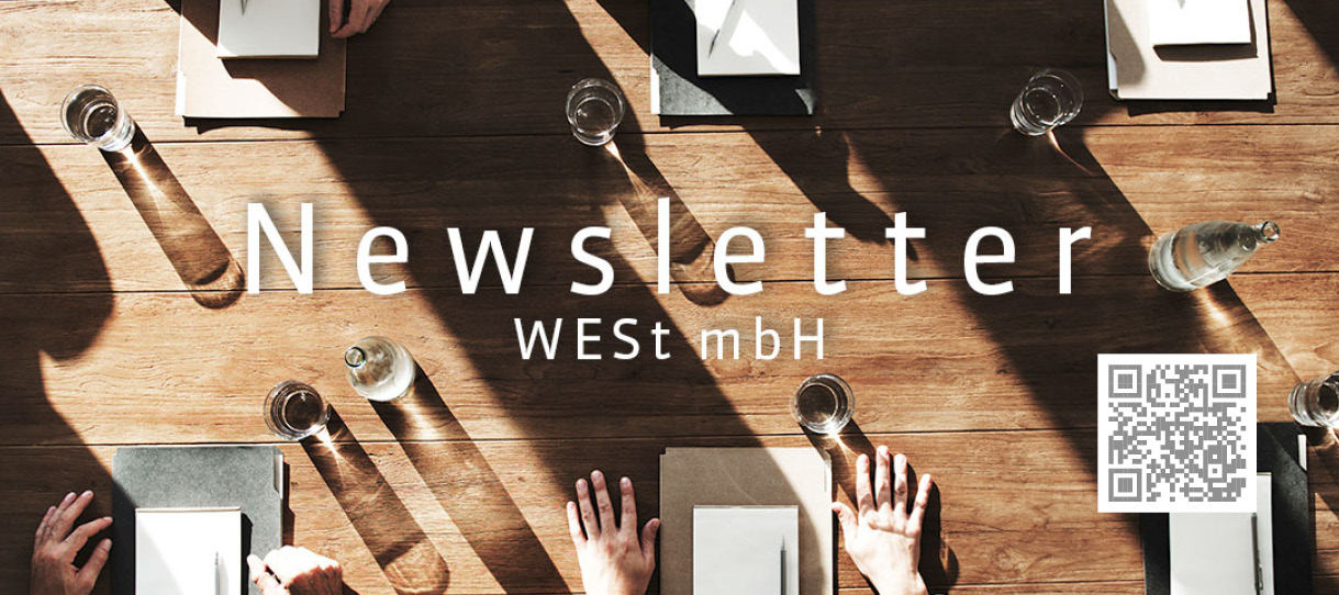 WESt-Newsletter-Header für dioe Homepage