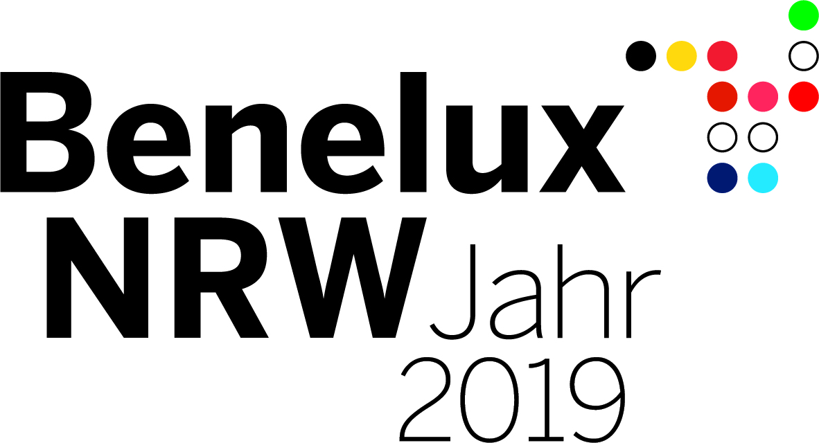 Beneluxjahr.NRW 2019 Logo