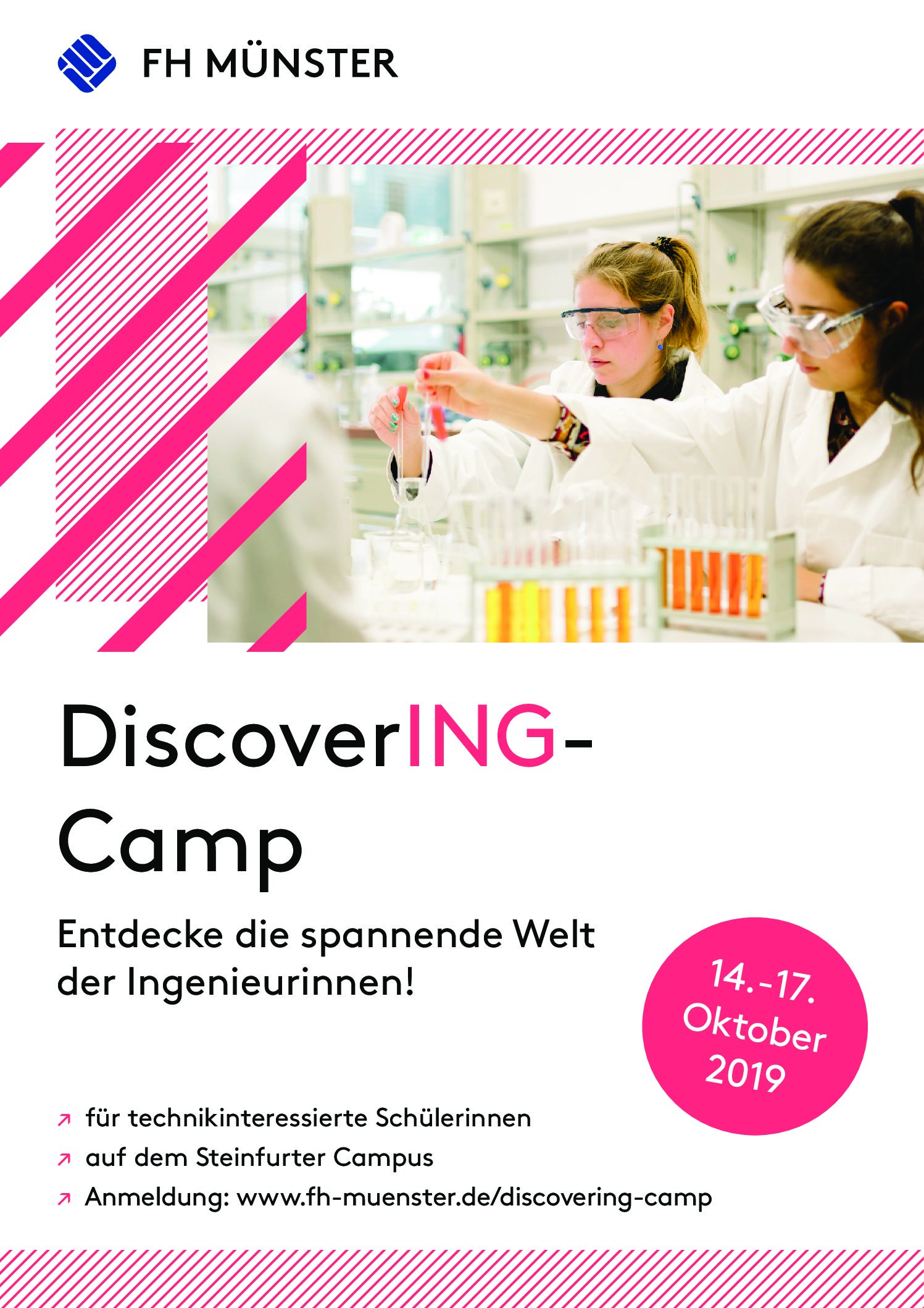 Plakat DiscoverING-Camp_Web