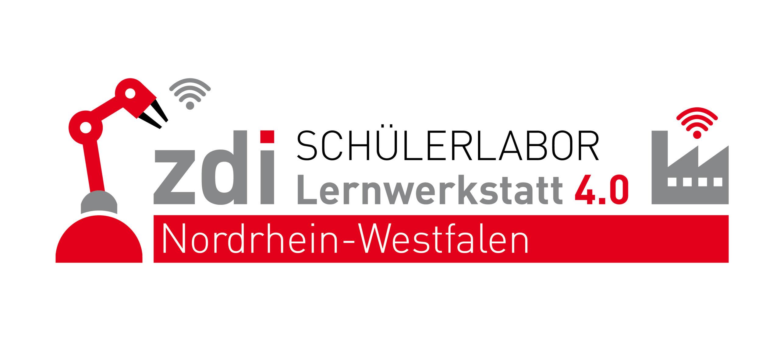 zdi-Schülerlabor Lernwerkstatt 4.0