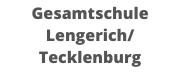 Gesamtschule Lengerich/Tecklenburg