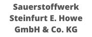 Sauerstoffwerk Steinfurt E. Howe GmbH & Co. KG