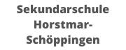 Sekundarschule Horstmar-Schöppingen