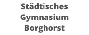 Städt. Gymnasium Borghorst