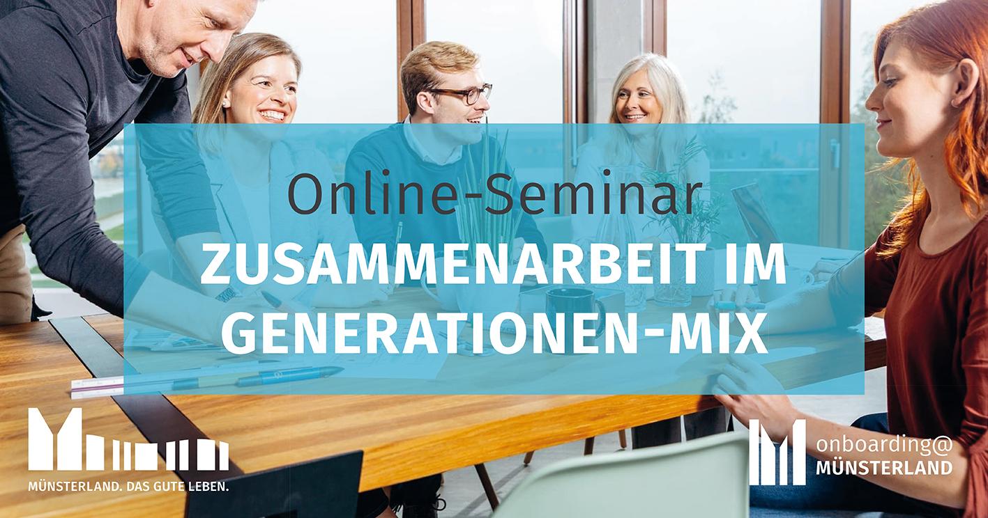 Zusammenarbeit Generationen-Mix