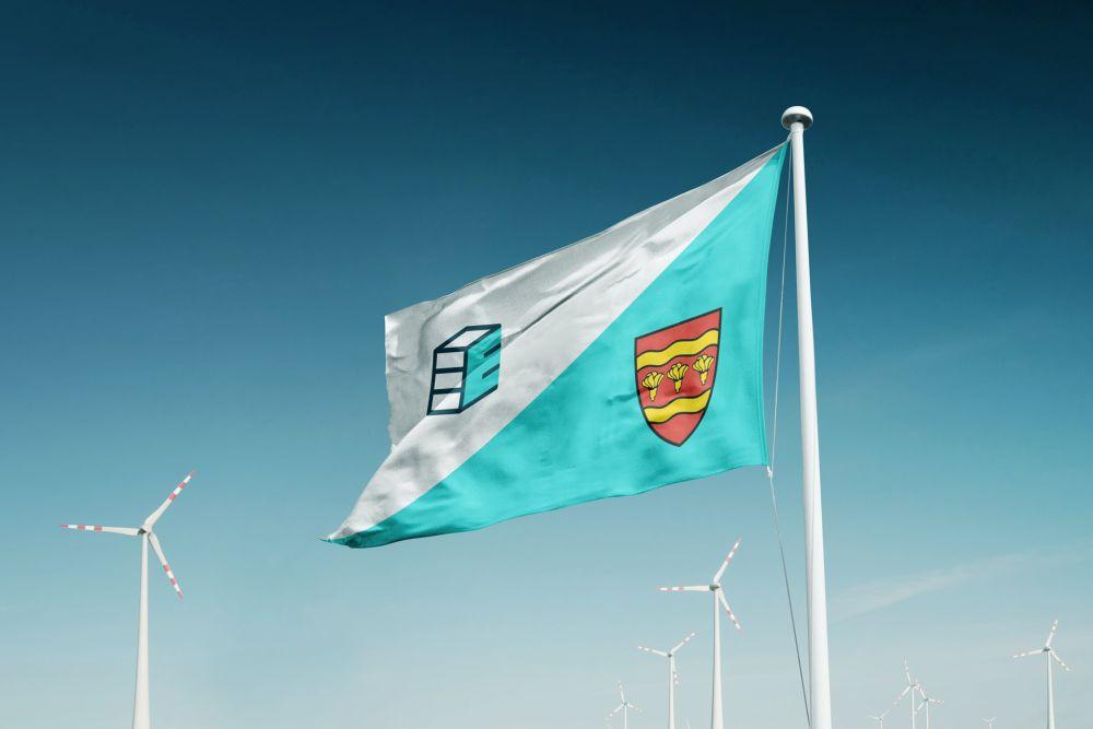Enapter_Saerbeck_Flag 1000