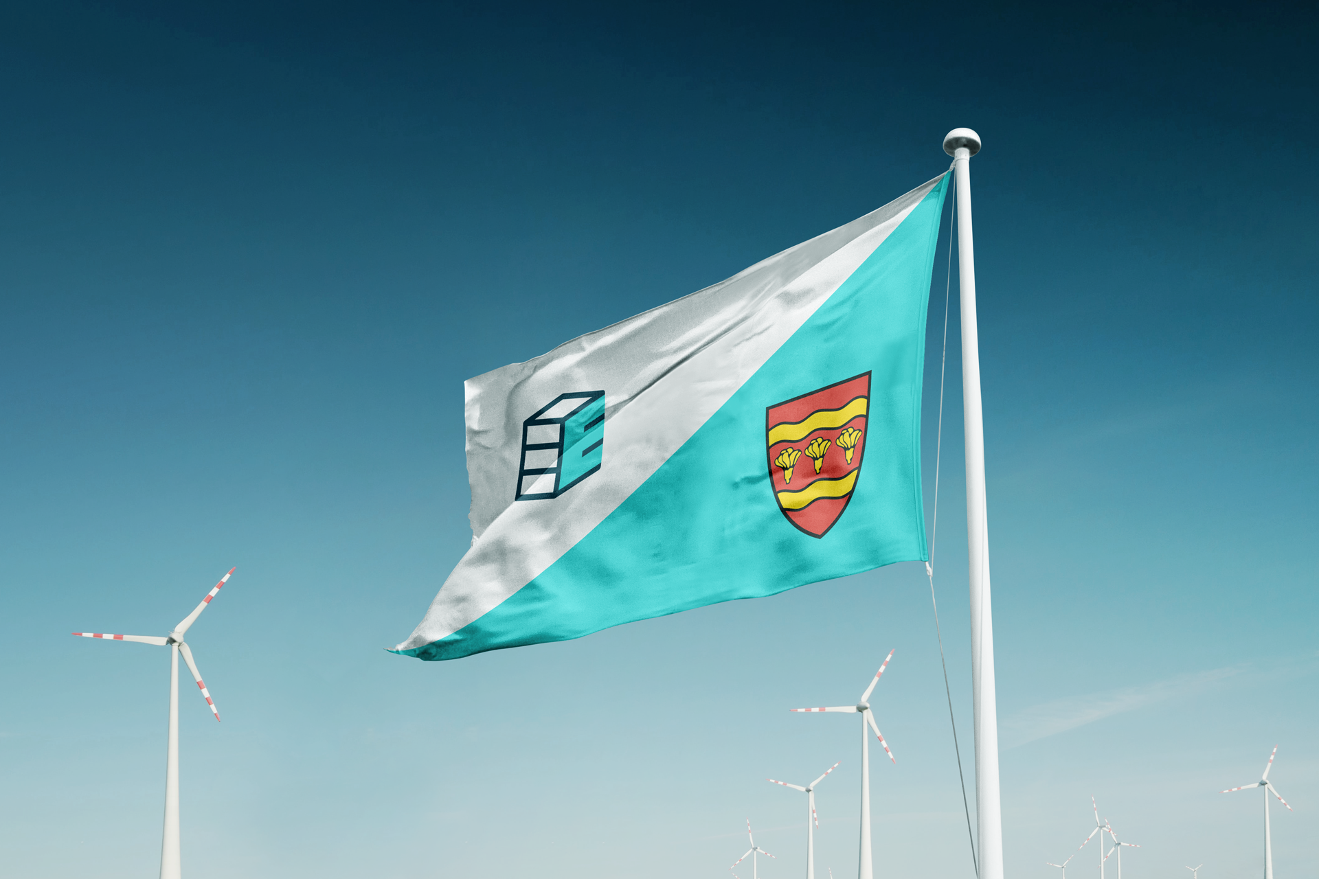 Enapter_Saerbeck_Flag