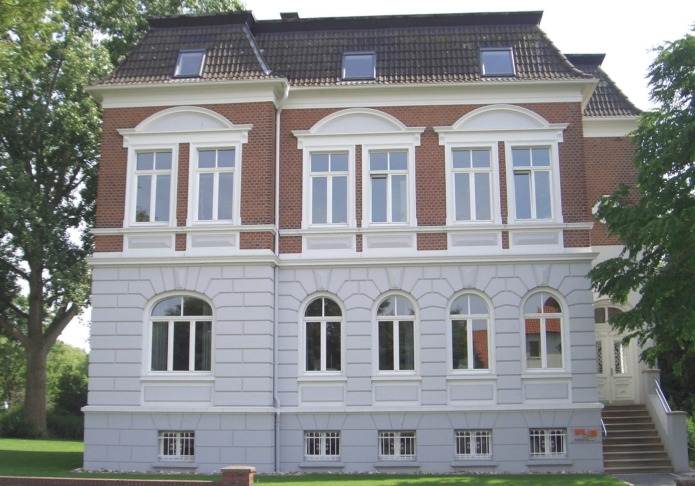 Bild Villa Front Quer